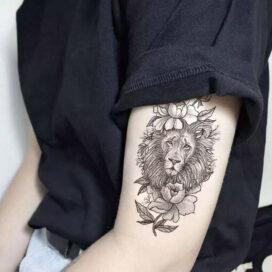Midlertidige tattoos