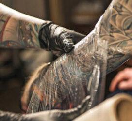 Tattoo-pleje